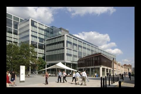 Foster + Partners' fully glazed solution at the Bishops Square office development in the City